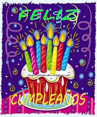Поздравить с днем рождения на испанском языке
